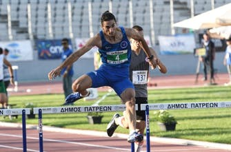 Απίστευτο φινάλε με βουτιά στον τελικό των 400μ. ανδρών, άνετα η Γναφάκη στις γυναίκες