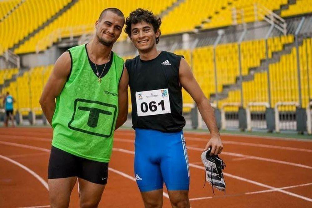 Νάσος Γκαβέλας και Σωτήρης Γκαραγκάνης έτοιμοι ακόμα και για μετάλλιο