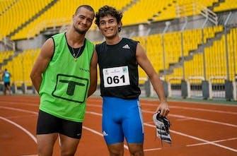 Παγκόσμιο ρεκόρ στα προκριματικά των 100μ. Τ11 από τον Γκαβέλα (vid)