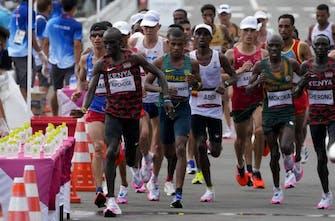 Το 30% των δρομέων δεν ολοκλήρωσε τον μαραθώνιο των Ολυμπιακών Αγώνων!