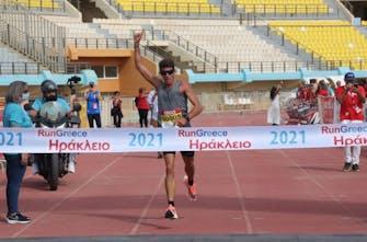 Run Greece Ηρακλείου: Παπαλεωνίδας και Παπαγιαννάκη νικητές στα 5 χιλιόμετρα (pics)