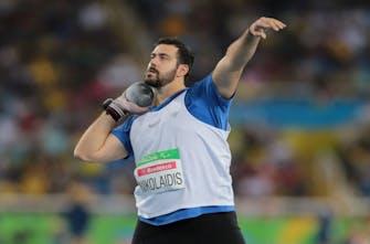 Οι ενστάσεις έφεραν μετάλλιο για τον Νικολαΐδη στη σφαιροβολίας F20