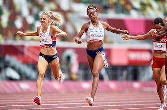 Οι αθλήτριες που συνεχίζουν στα 800μ. γυναικών
