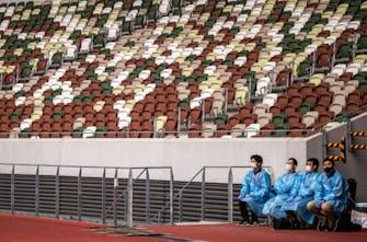 Ολυμπιακοί Αγώνες: Πρόταση να υπάρξουν 10.000 θεατές σε συγκεκριμένα αγωνίσματα