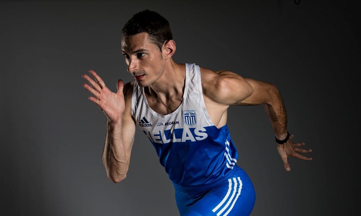 Τέταρτος ο Τριβυζάς στα 200μ. στο Βαλκανικό πρωτάθλημα