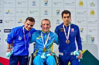 Παναγιώτης Χριστάκης: «Ποτέ δεν φαντάστηκα πως στα 27 μου θα είμαι παραολυμπιονίκης»