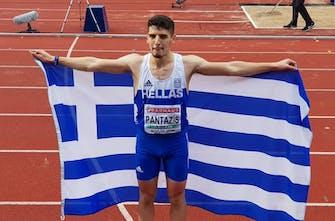 Πέμπτος ο Πανταζής στο τριπλούν, άλλοι τρεις τελικοί με ελληνικό ενδιαφέρον σήμερα