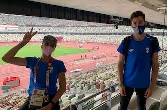 Στο Ολυμπιακό Στάδιο Τεντόγλου και Παπαχρήστου