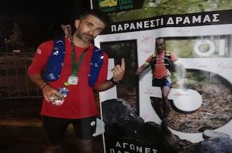 Virgin Forest Trail: Νικητής ο Παρμάκης στα 110χλμ και ο Παγουνάδης στα 45χλμ