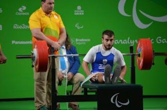 Πασχάλης Κουλούμογλου: «Ο μεγάλος στόχος για κάθε αθλητή είναι ένα Παραολυμπιακό μετάλλιο»