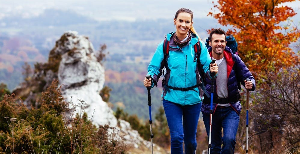 Hiking, trail running ή και τα δύο;