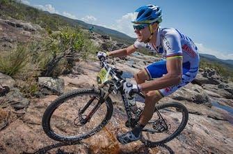 Ο Περικλής Ηλίας τερμάτισε 35ος στην ορεινή ποδηλασία