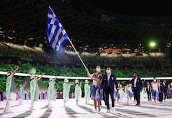 Τελετή Έναρξης: Πετρούνιας και Κορακάκη έδωσαν τον παλμό για τους Ολυμπιακούς Αγώνες!