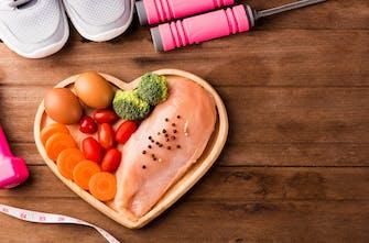Επηρεάζει η ένταση της άσκησης μας την διαμόρφωση του πιάτου μας;