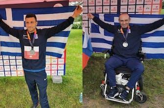 Δύο ασημένια μετάλλια ο σημερινό απολογισμός της Ελλάδας στο Ευρωπαϊκό