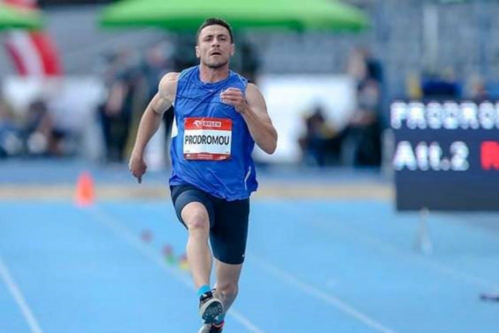 «Ασημένιος» στο μήκος στους Παραολυμπιακούς Αγώνες ο Προδρόμου!