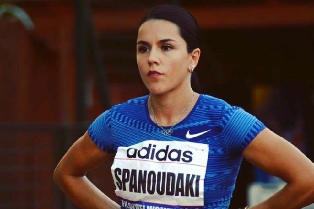 Πολύ καλή κούρσα από την Σπανουδάκη στα 200 μέτρα στο Ευρωπαϊκό Ομάδων