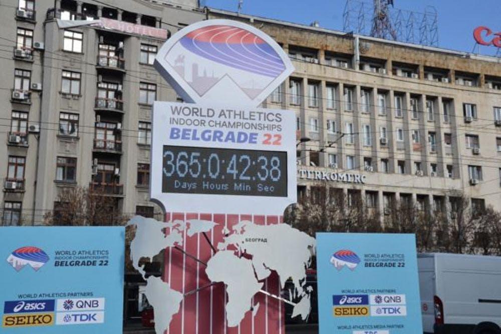 Οι προϋποθέσεις πρόκρισης στο Παγκόσμιο κλειστού στίβου του Βελιγραδίου