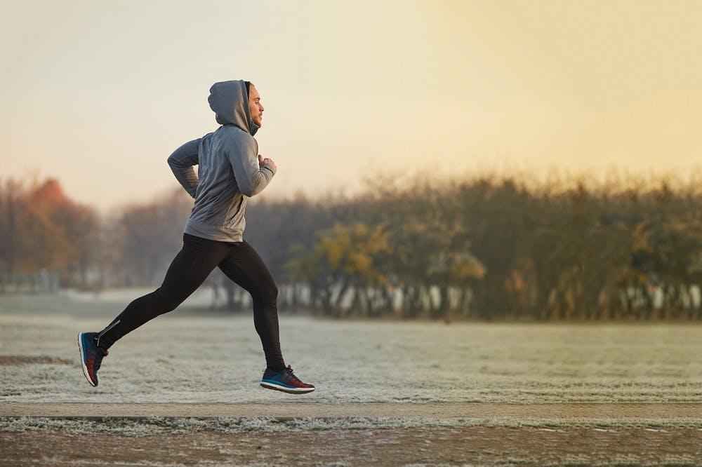 Τα κατάλληλα ρούχα για τρέξιμο στο κρύο