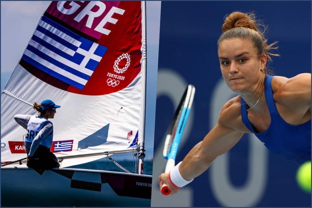 Τι έκαναν σήμερα (26/07) οι Έλληνες αθλητές στους Ολυμπιακούς Αγώνες