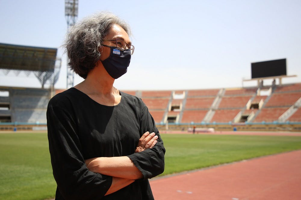 Σκληρή ανακοίνωση από την Αναγέννηση στην Σ. Σακοράφα για τη συνέντευξη στο Runbeat