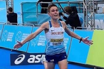 Ο Jake Smith αφηγείται πως κατάφερε από pacemaker να πάρει την πρόκριση στους Ολυμπιακούς Αγώνες