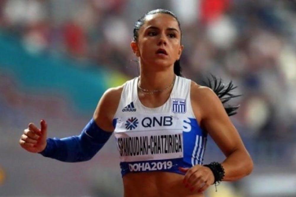 Σπανουδάκη: «Φέτος θα επικεντρωθώ μόνο στα 200 μ.»