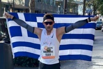 Μαραθώνιος Ρότερνταμ: Πολύ καλή παρουσία των Ελλήνων με πρώτο τον Σπυρoνίκο με 2:42:45