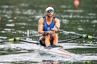 Χρυσός Ολυμπιονίκης ο Στέφανος Ντούσκος στο σκιφ!