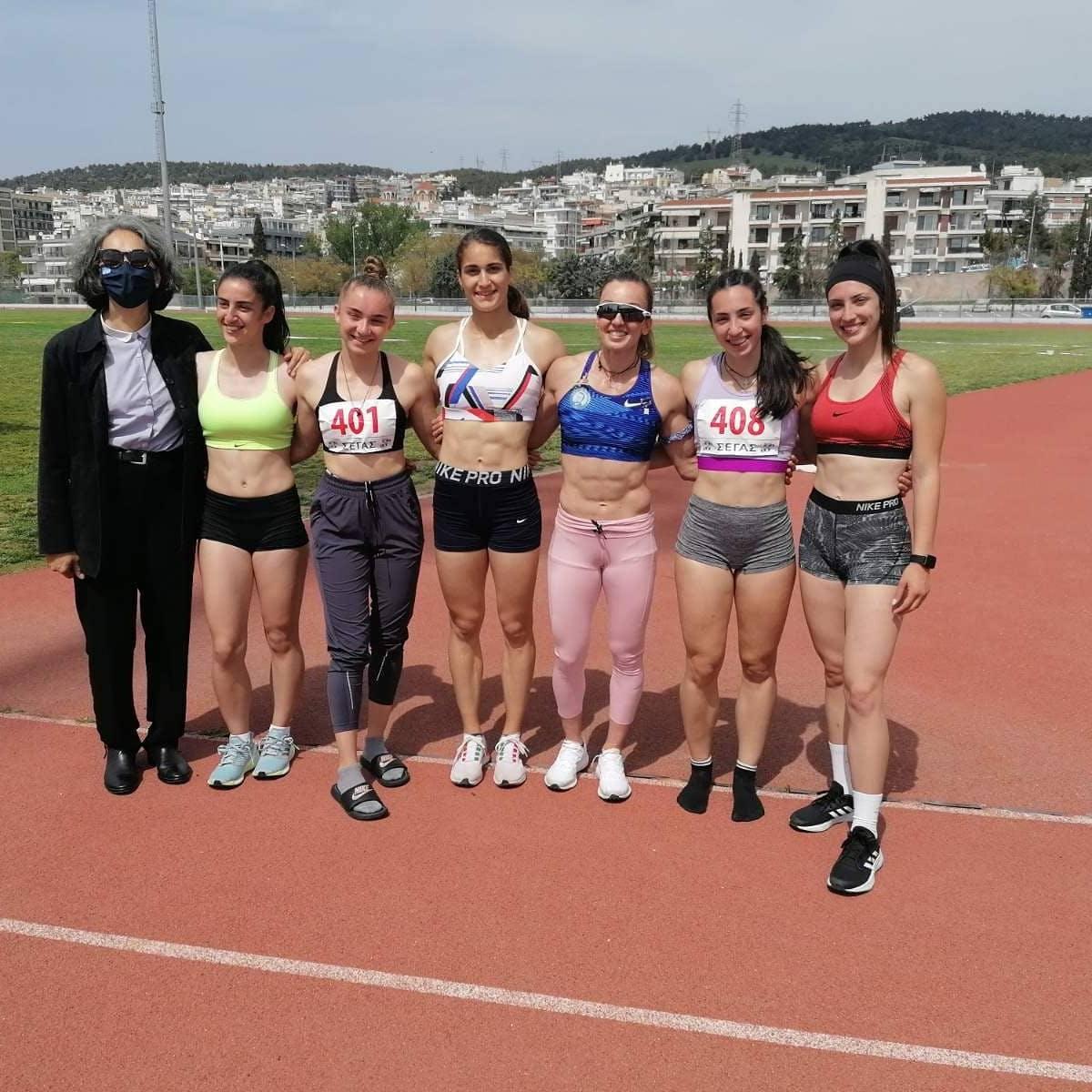 Υφαντίδου και Ανδρέογλου νικητές στα σύνθετα της Θεσσαλονίκης