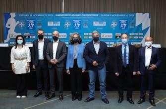 Μαραθώνιος Αθήνας: Όλοι μαζί για τη μεγαλύτερη δρομική διοργάνωση της Ελλάδας