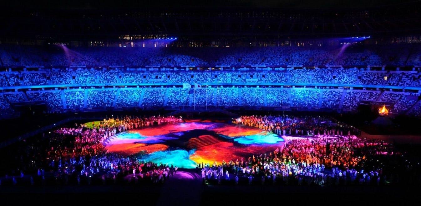 Οι… μαγικές στιγμές των Ολυμπιακών Αγώνων του Τόκιο σε ένα βίντεο