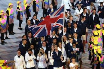 Εκτός τελετής έναρξης πολλοί αθλητές της Μεγάλης Βρετανίας
