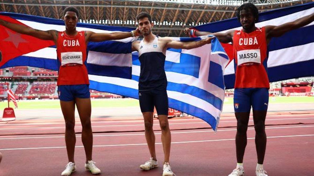 Ένατο χρυσό και 30ό συνολικά το μετάλλιο του Τεντόγλου για την Ελλάδα στο στίβο