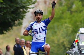 Στην 63η θέση ο Πολυχρόνης Τζωρτζάκης στον αγώνα δρόμου ποδηλασίας