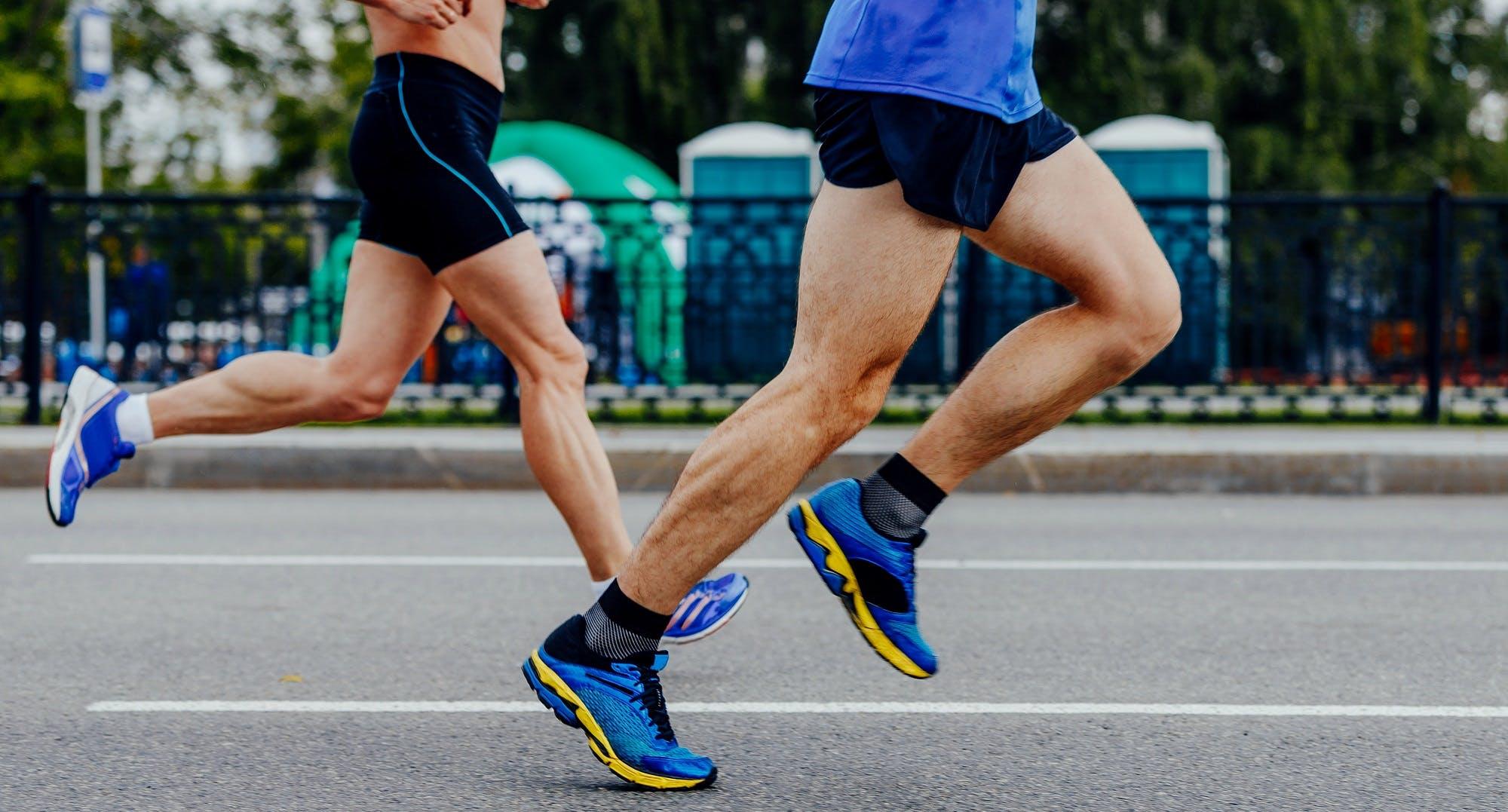 Μεικτή διαλειμματική στο τρίαθλο και το τρέξιμο