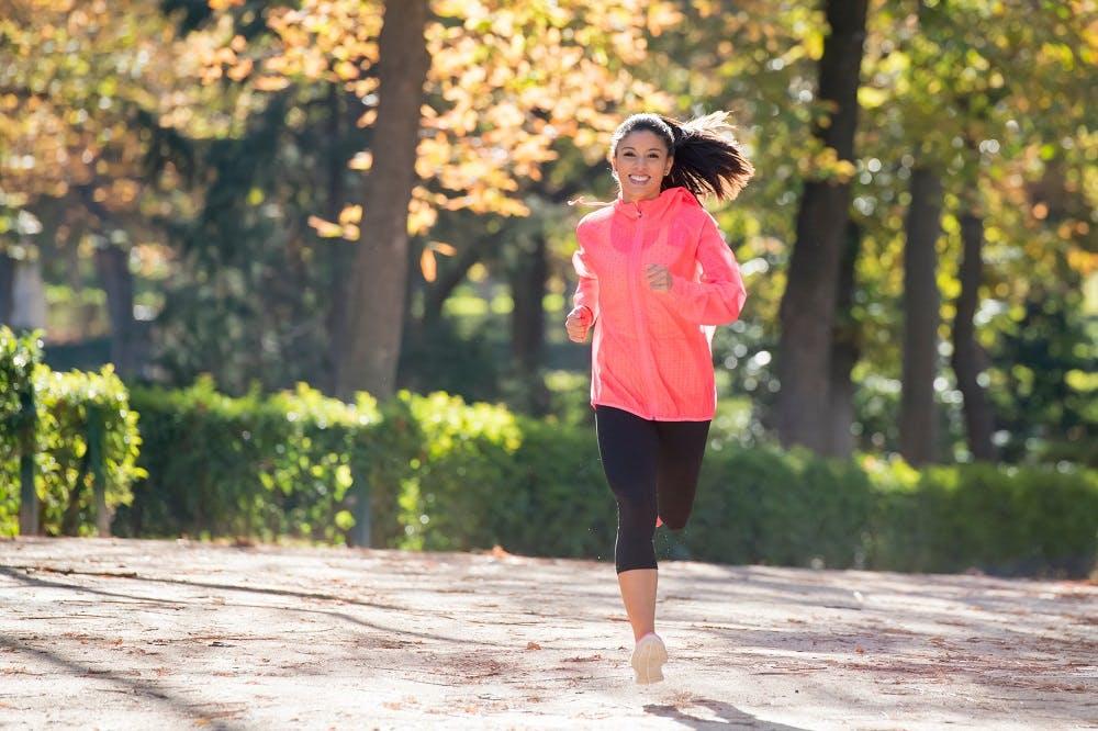 Η λέξη που εκφράζει το τρέξιμο είναι η... ελευθερία!