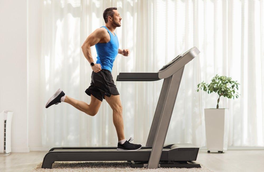 Βελτιώστε την ποιότητα της γυμναστικής σας πάνω στο διάδρομο