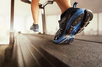 Μόνο το 14%όσων τρέχουν σε διάδρομο έχουν περισσότερο κίνητρο για να γυμναστούν