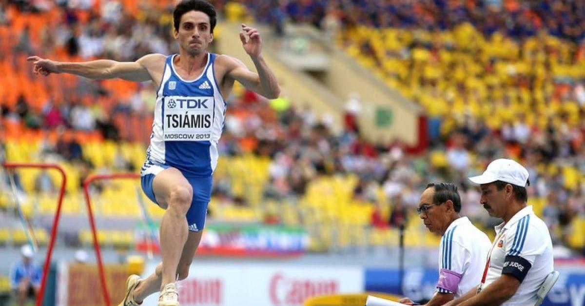 Οριστικά με 20 αθλητές και αθλήτριες στο Τορούν η Ελλάδα