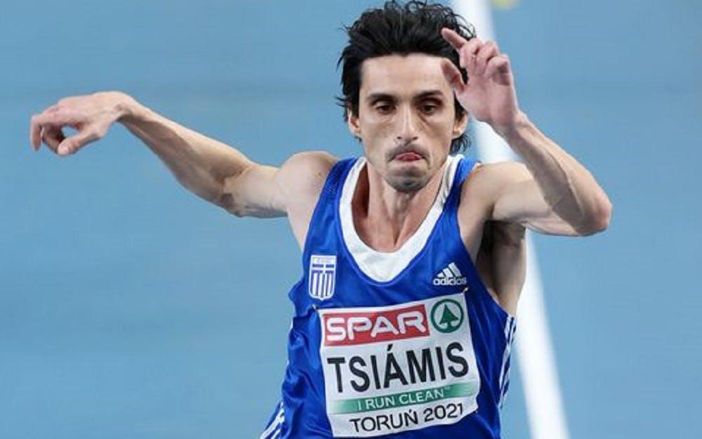 Δεν τα κατάφερε στα ημιτελικά των 60μ. η Σπανουδάκη, 7ος ο Τσιάμης στο Τριπλούν