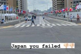 Γυμναστής Τσιτσιπά: «Ιαπωνία, απέτυχες. Η χειρότερη οργάνωση σε Ολυμπιακούς Αγώνες στη σύγχρονη ιστορία» (Pic & Vids)