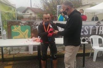 Virgin Forest Ultramarathon Trail: Εξαιρετικός ο Μωυσής Φολτόπουλος κάλυψε τα 162,6χλμ σε 24:21:18