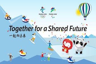 Το Πεκίνο προετοιμάζεται για τους χειμερινούς Ολυμπιακούς και Παραολυμπιακούς Αγώνες