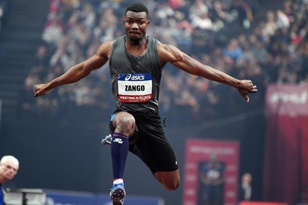 Παγκόσμιο ρεκόρ στο τριπλούν από τον Ζανγκό