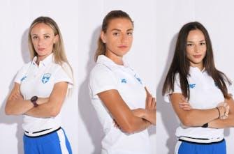 Ολυμπιακοί Αγώνες: Ντρισμπιώτη, Τσινοπούλου και Φιλτισάκου στη μάχη του βάδην (vids)