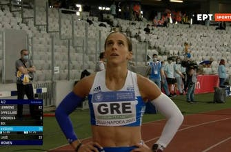 Καλή κούρσα για τη Βασιλείου και 4η θέση στα 400μ για την Ελλάδα στο Ευρωπαϊκό Πρωτάθλημα Ομάδων