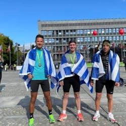 Μαραθώνιος Λιουμπλιάνα: Και οι τρεις Έλληνες ήταν εξαιρετικοί!