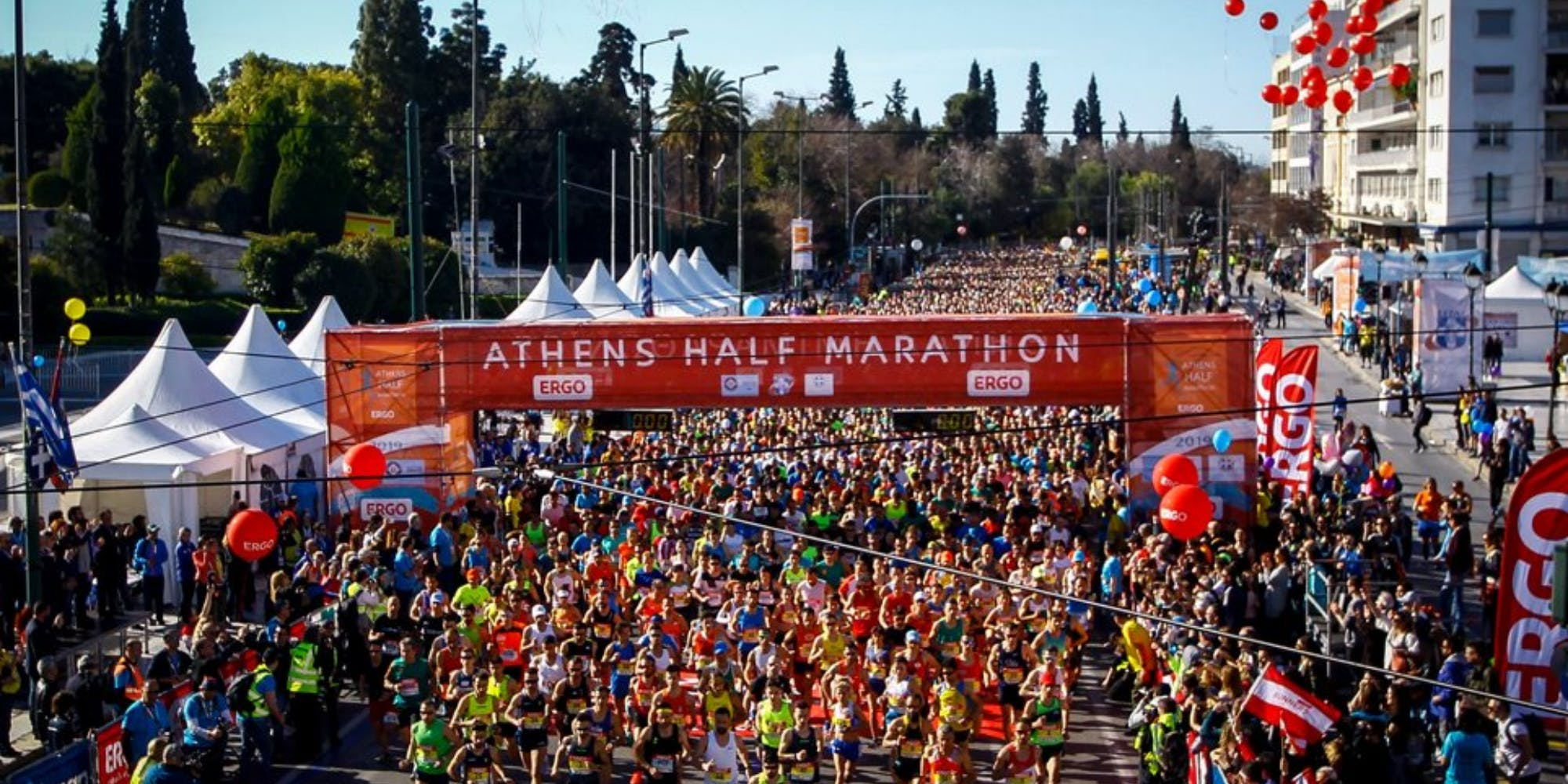 Ημιμαραθώνιος Αθήνας: Τα μπλοκ εκκίνησης, η διαδρομή και όλα όσα πρέπει να ξέρουν οι δρομείς