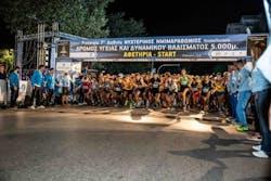 Θεσσαλονίκη: Την ίδια μέρα ο Νυχτερινός Ημιμαραθώνιος και ο Μαραθώνιος!